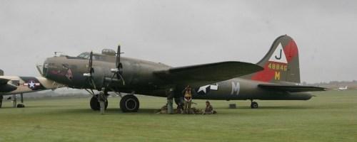Amerikaanse B-17-bommenwerper uit WO II ontdekt op de bodem van de Noordzee
