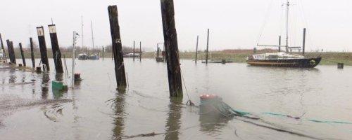Minder budget voor bescherming tegen overstromingen Schelde