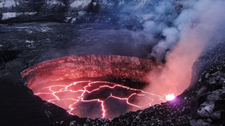 Nederland ontdekt per toeval vulkaan van 150 miljoen jaar oud in de Noordzee