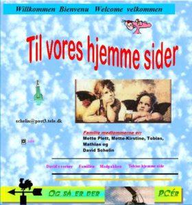 Schelin.dk 1998