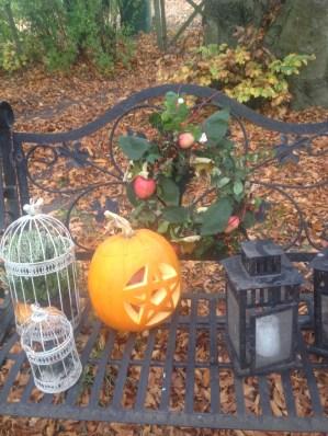 Min lille hyldest til Samhain, som den private lille heks, jeg nu er.