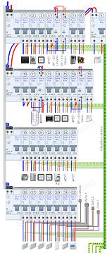 schema d installation de montage et de raccordement d un tableau electrique
