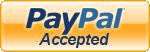 Paypal Accepted Logo