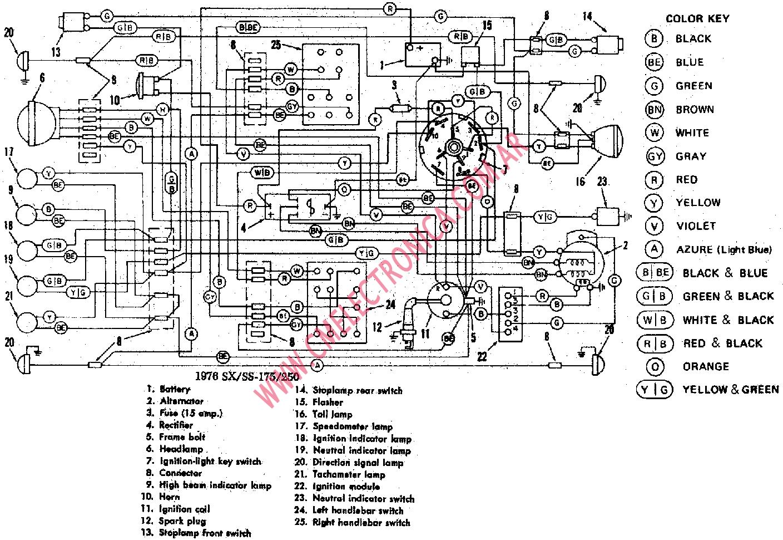 Flh Wiring Diagram