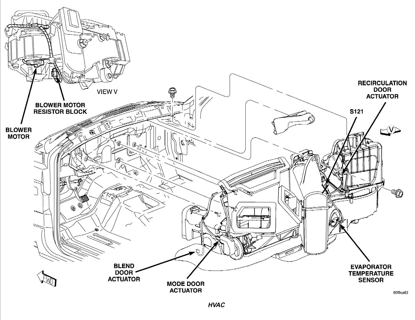 Dodge Dakota Blower Resistor Wiring Diagram