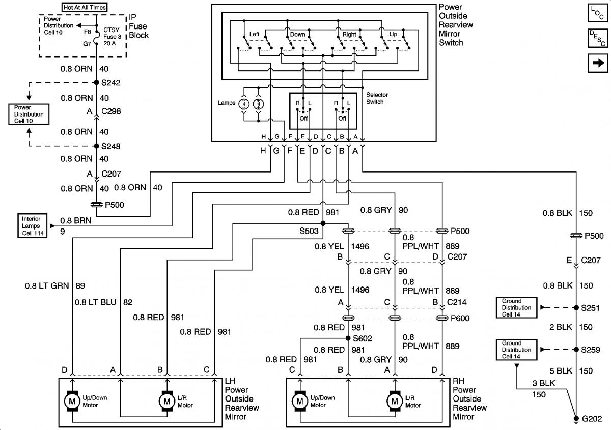 Chevy Tahoe Factory Uk3 Stereo Wiring Diagram