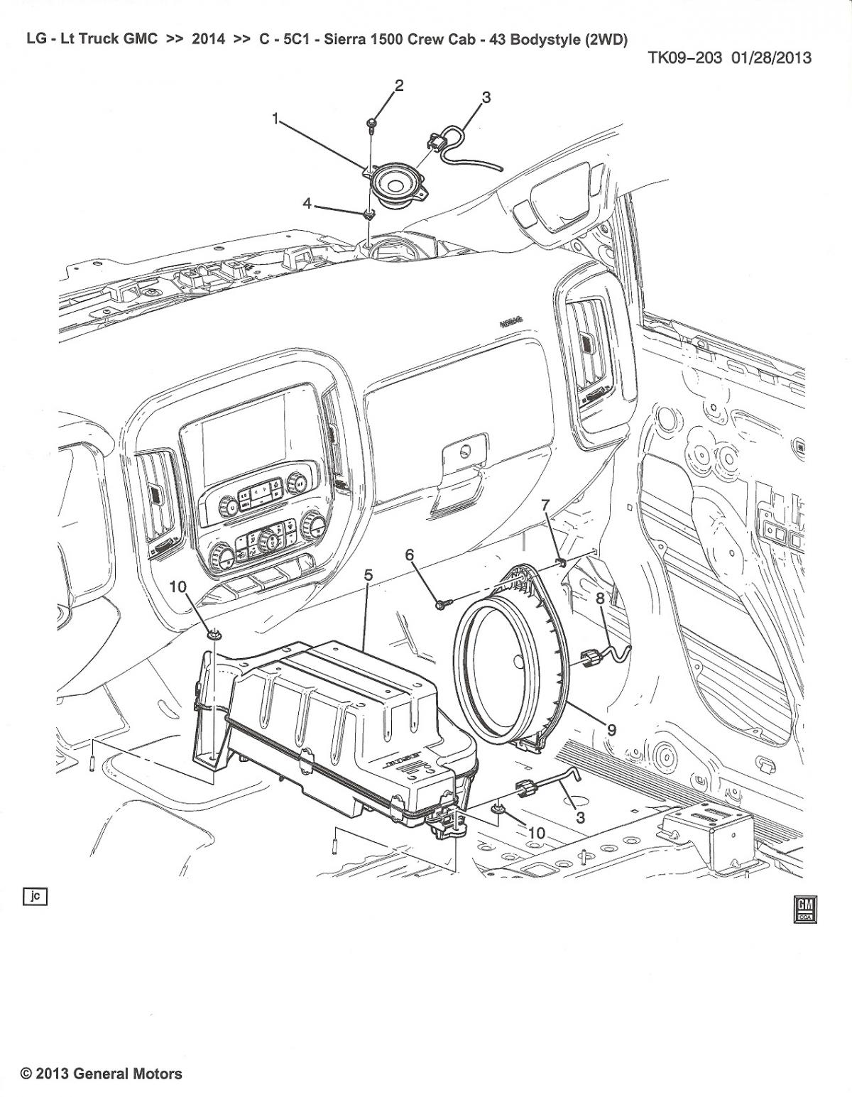 Gmc Acadia Rear View Mirror Wiring Diagram