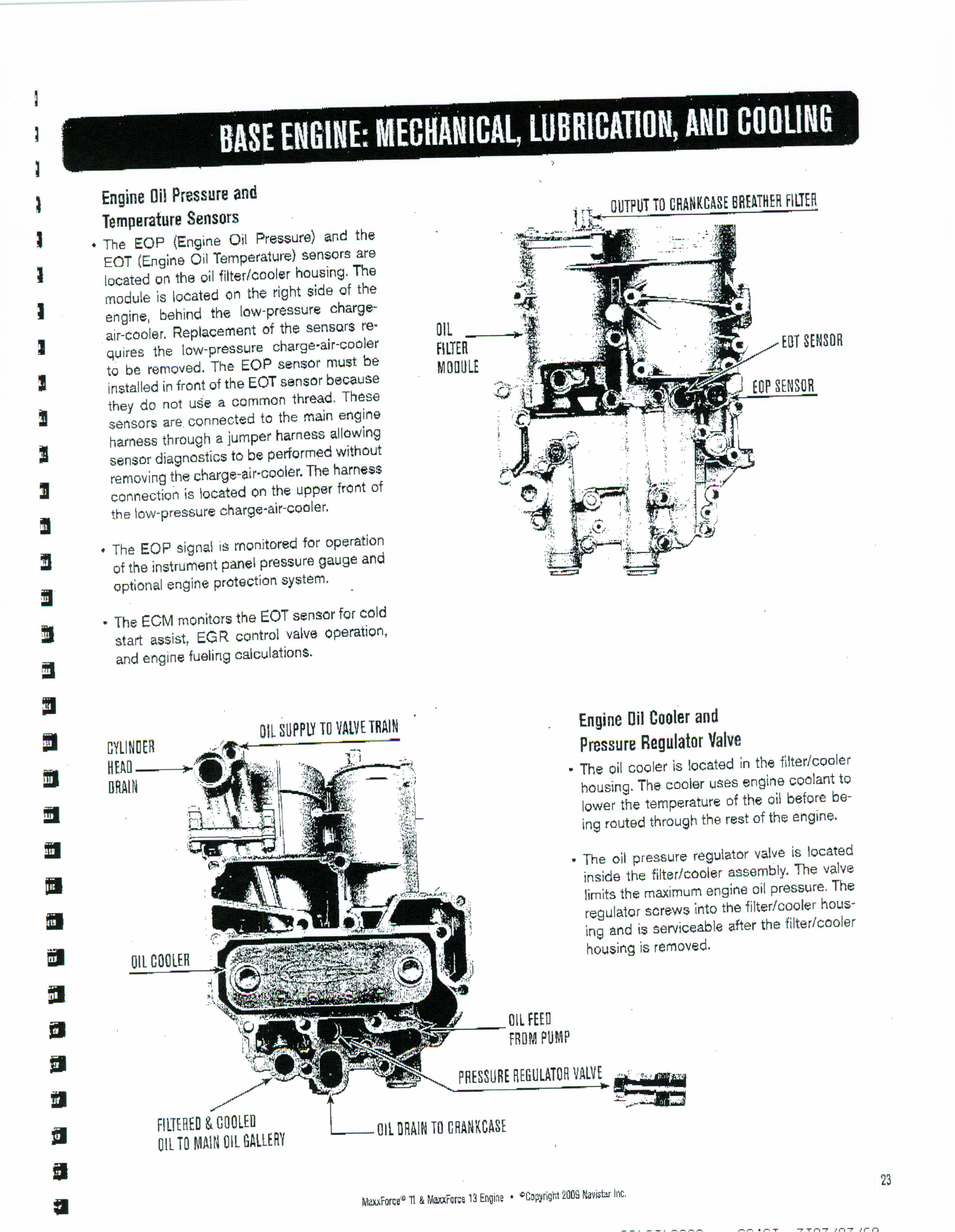International Paystar Engine Wiring Diagram