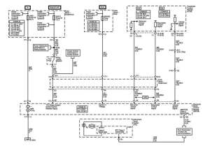 2013 Chevrolet Captiva Amplifier Power Distribution Wiring Diagram