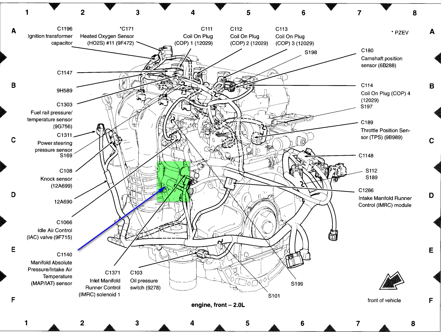 Ford Focus Zx5 Heater Wiring Diagram