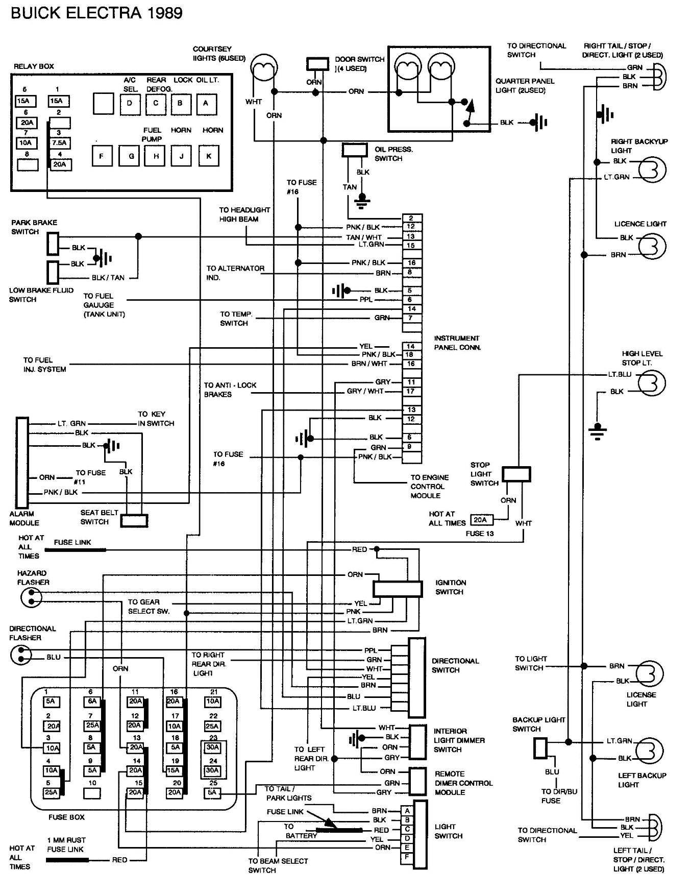 Gmc Canyon Pcm Schematic Wiring Diagram Pinout