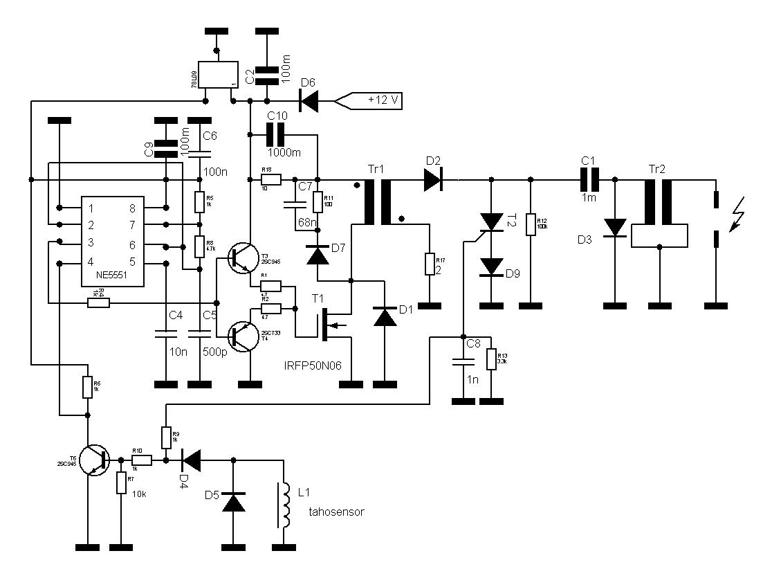 49cc Cdi Wiring Diagram