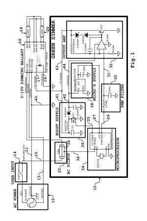 Advance Mark 7 Dimming Ballast Wiring Diagram