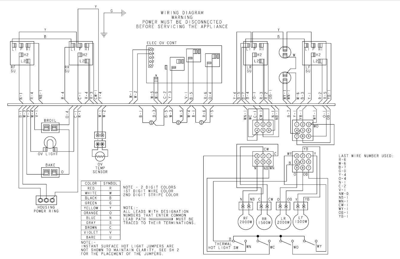 Baseboard Heaters Model Number H 072a Wiring Diagram