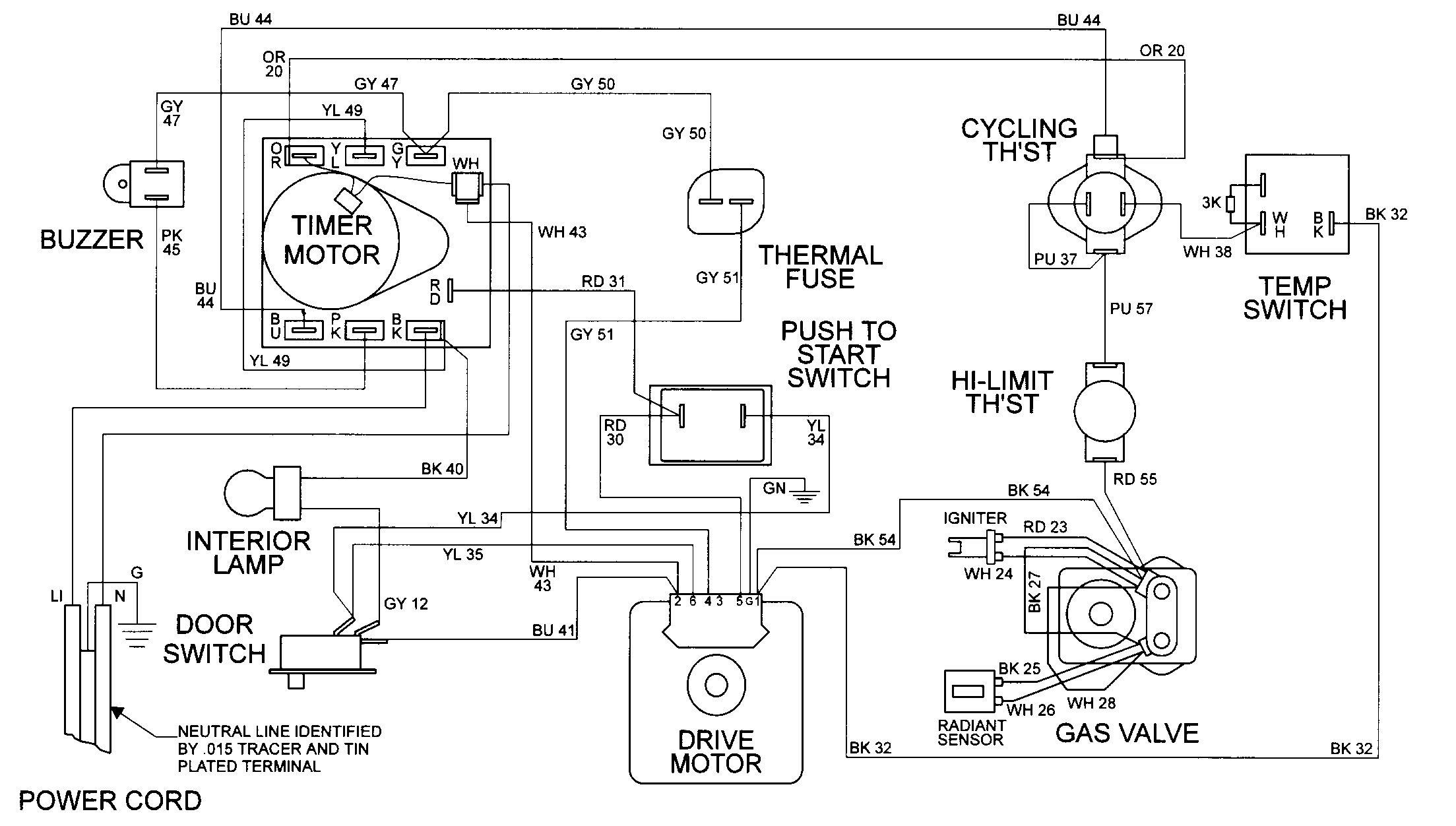 Char Broil Red 4 Burner Electric Igniter Wiring Diagram