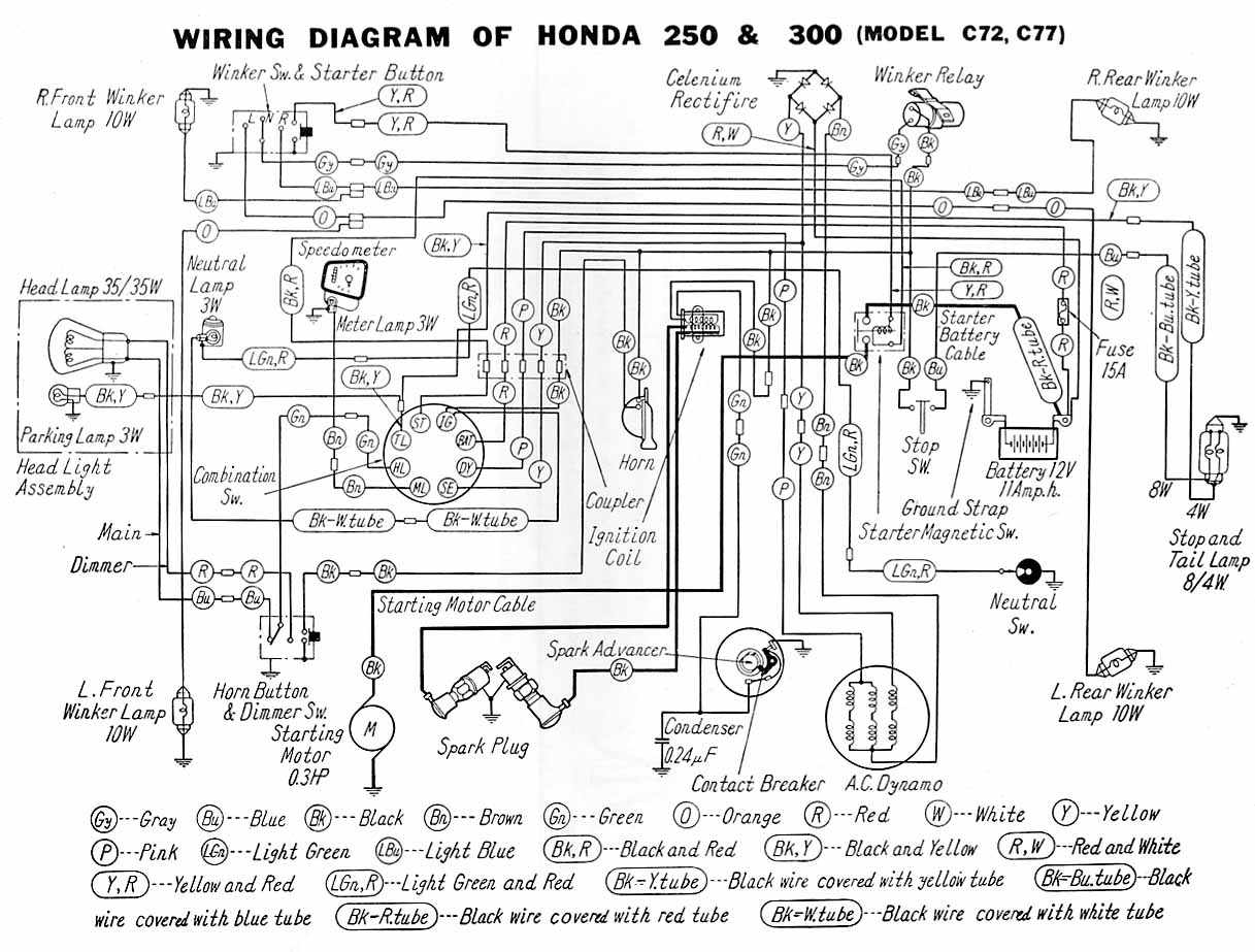 Cycle Electric Dgv L Wiring Diagram