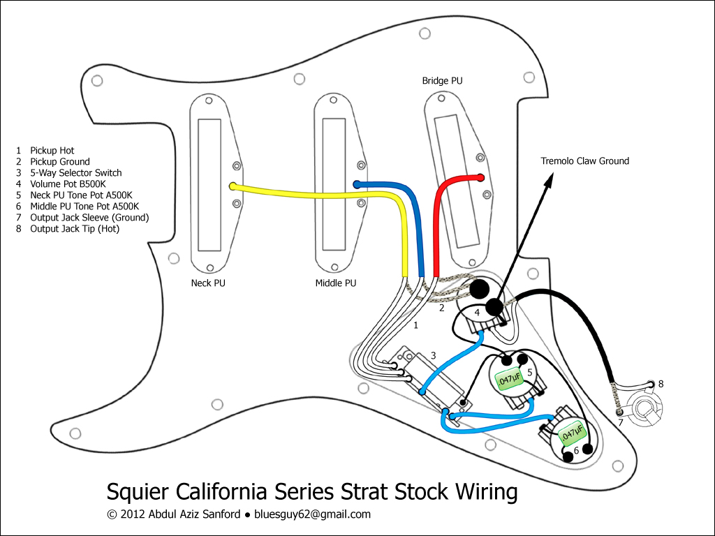 Hss Wiring 5 Way Switch