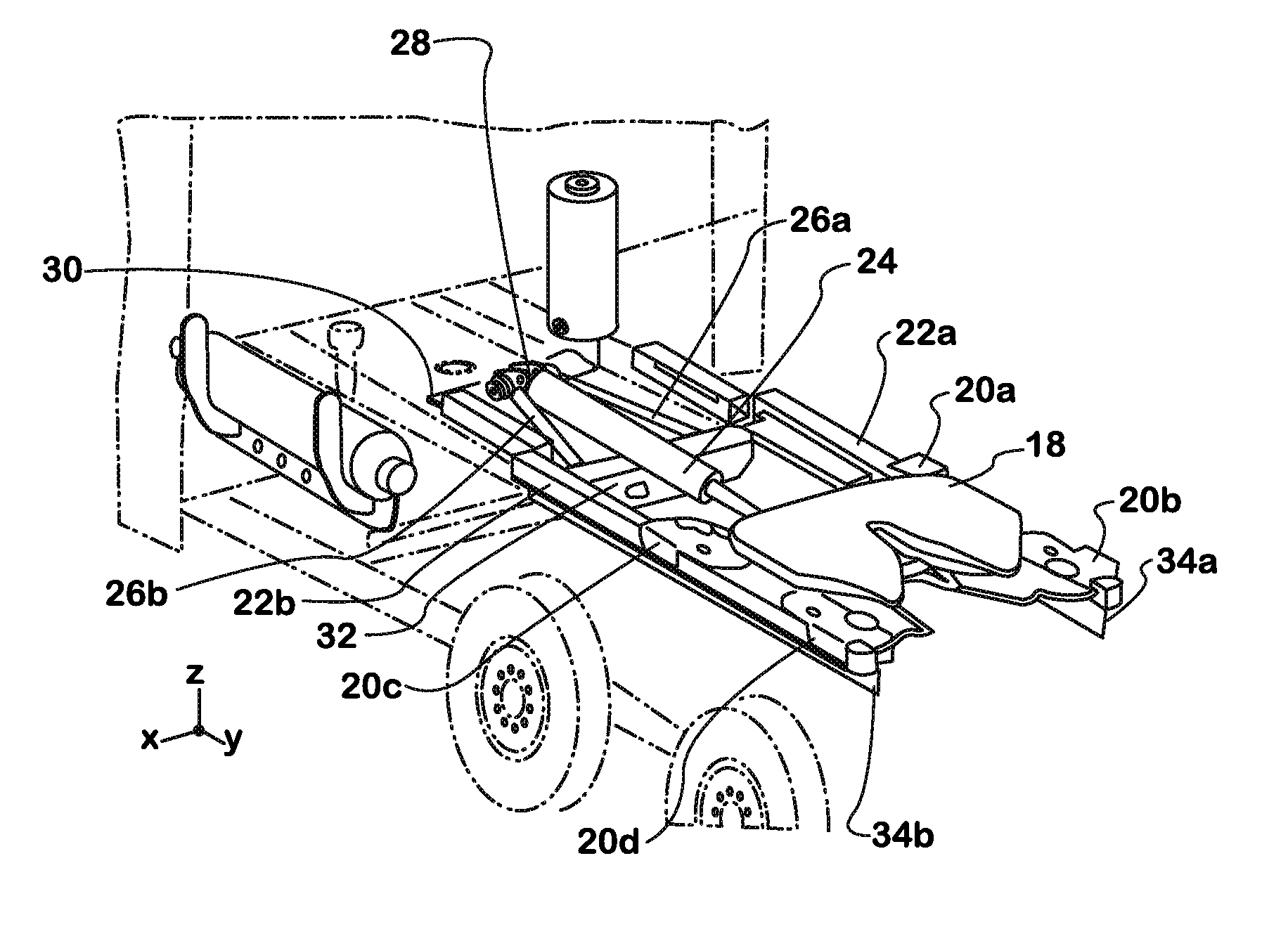 Fontaine Fifth Wheel Diagram