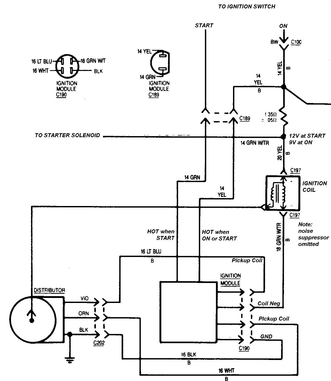 Ford Duraspark Ignition Module Wiring