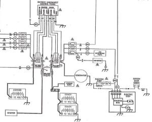 Ford Econoline Coachmen Battery Charging Contactor Wiring Diagram