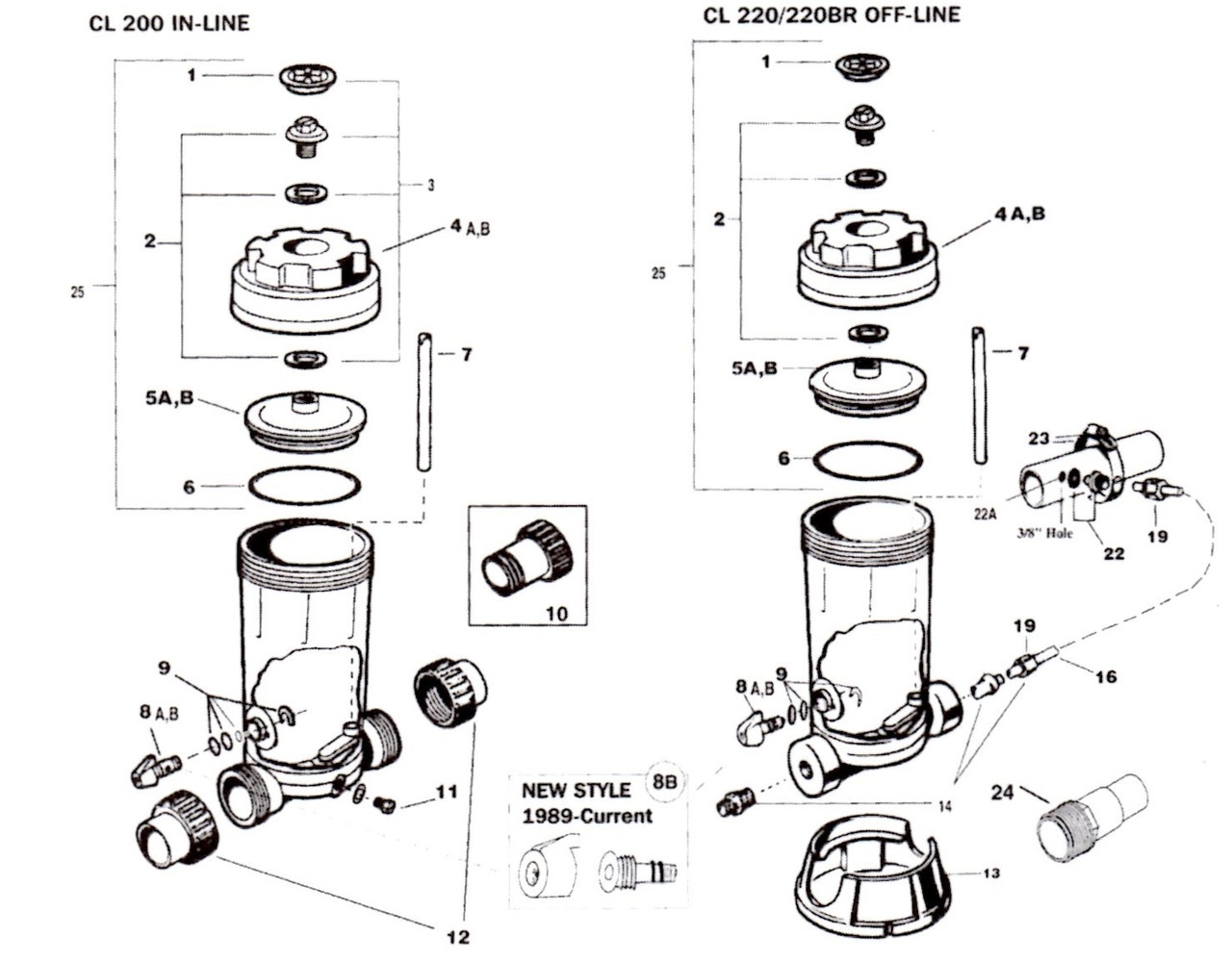 Hayward Chlorinator Wiring Diagram
