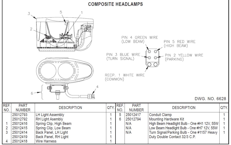 Hiniker Plow Wiring Diagram