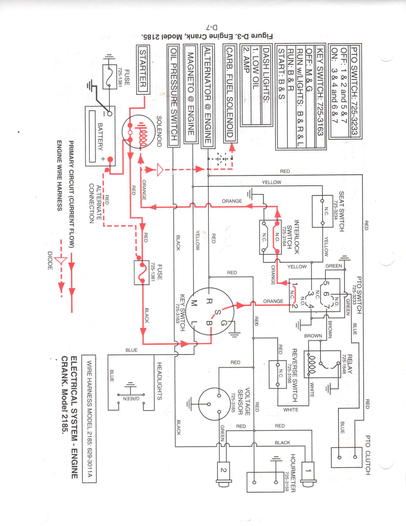 John Deere 70 Hp Gauge Wiring Diagram