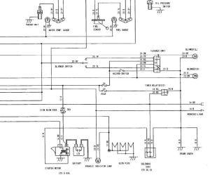 Kubota Tractor L 4330 Diesel Ignition Switch Wiring Diagram