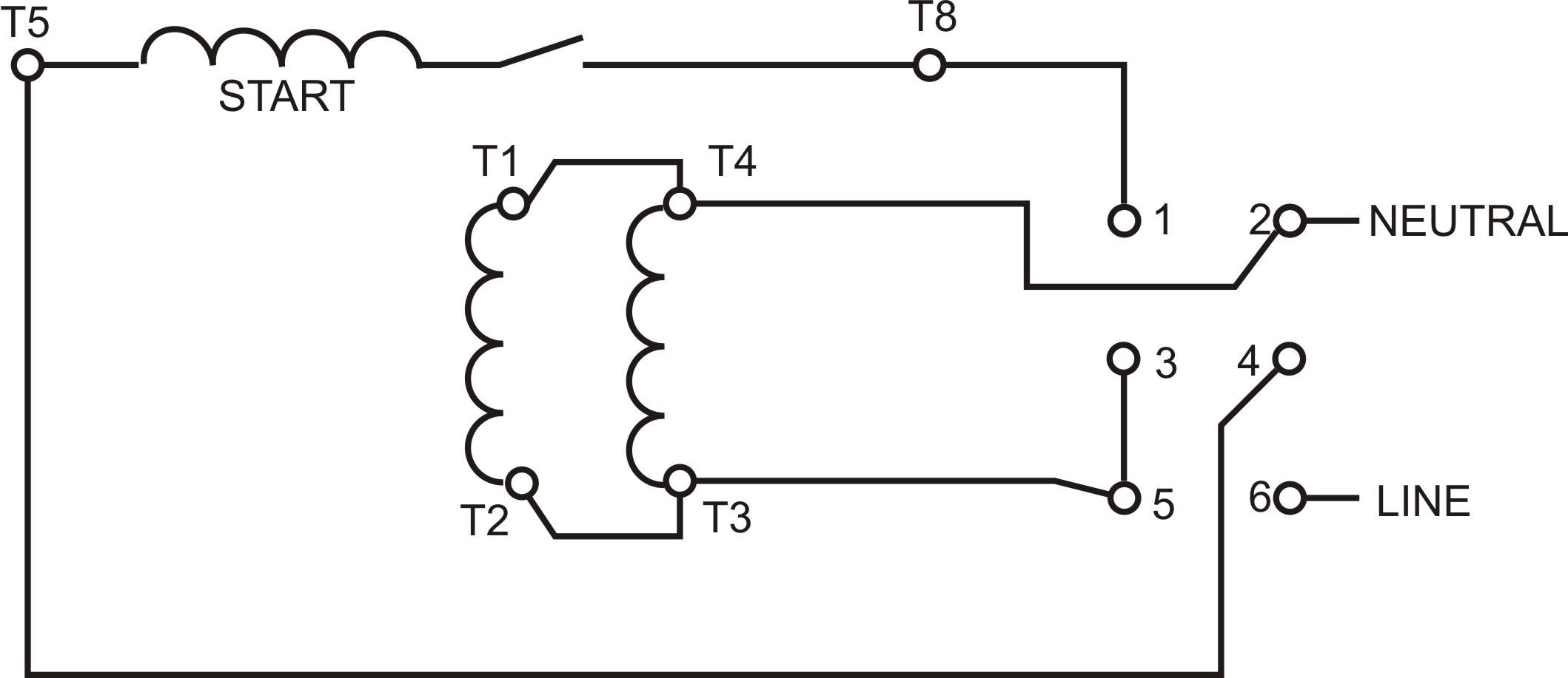 Lafert Motor Wiring Diagram