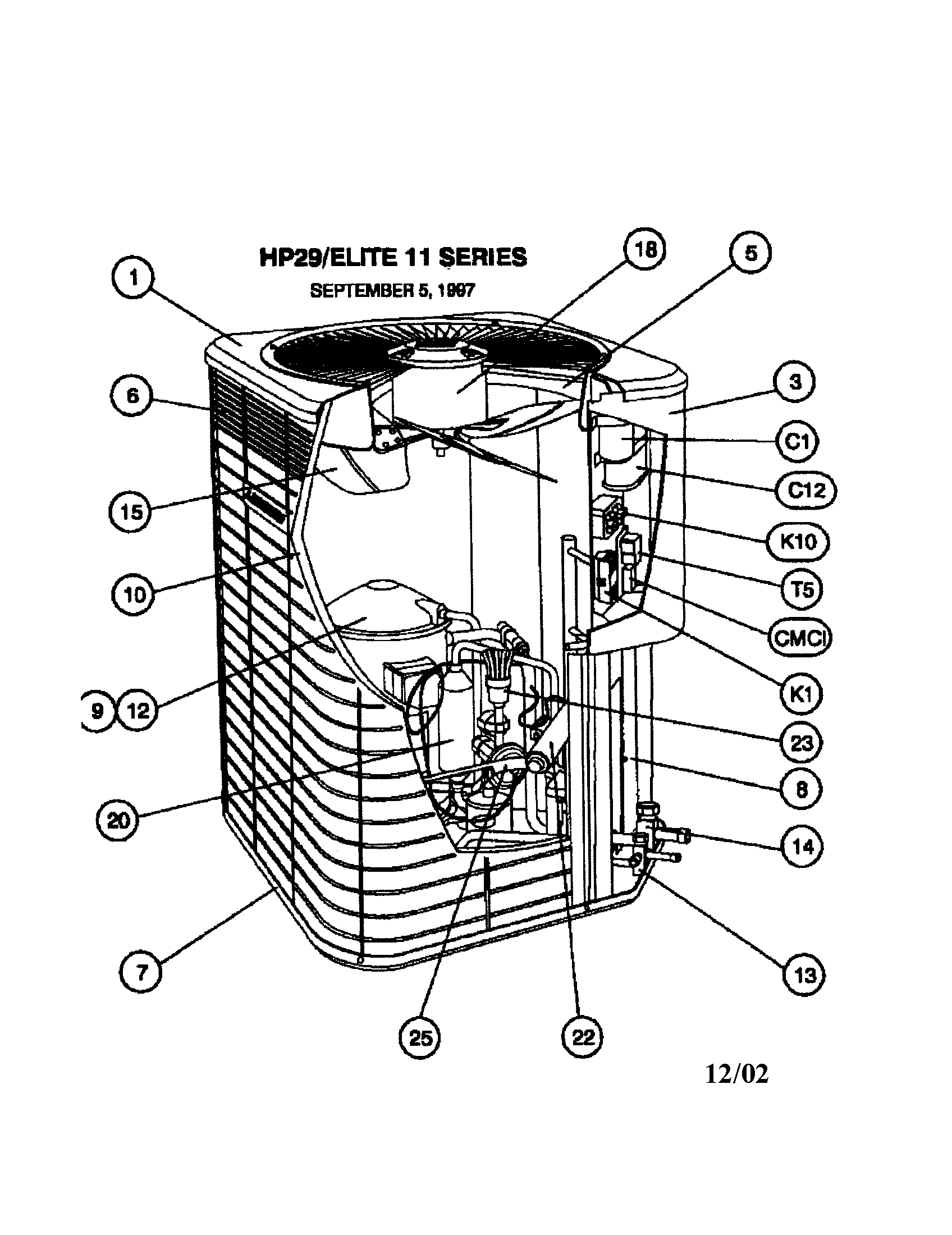 Lennox Central Air Conditioner Hs23 461 2p Wiring Diagram