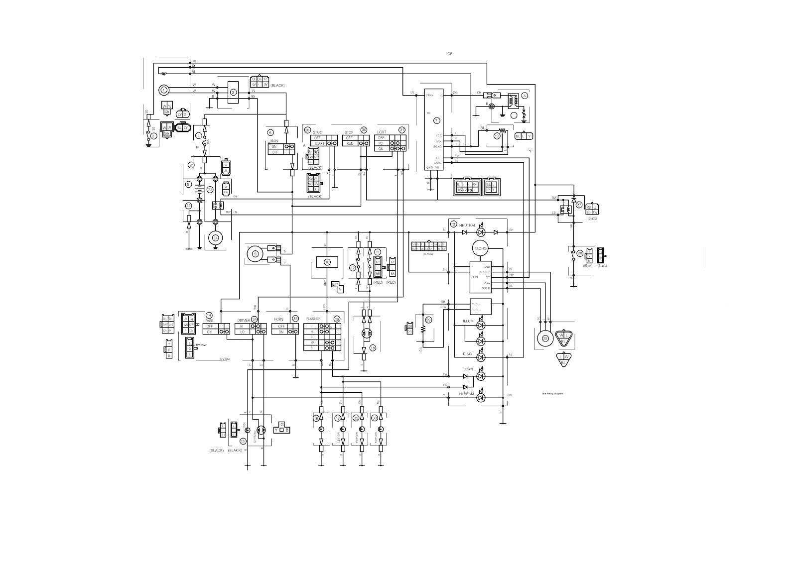 Mio Cdi Wiring Diagram