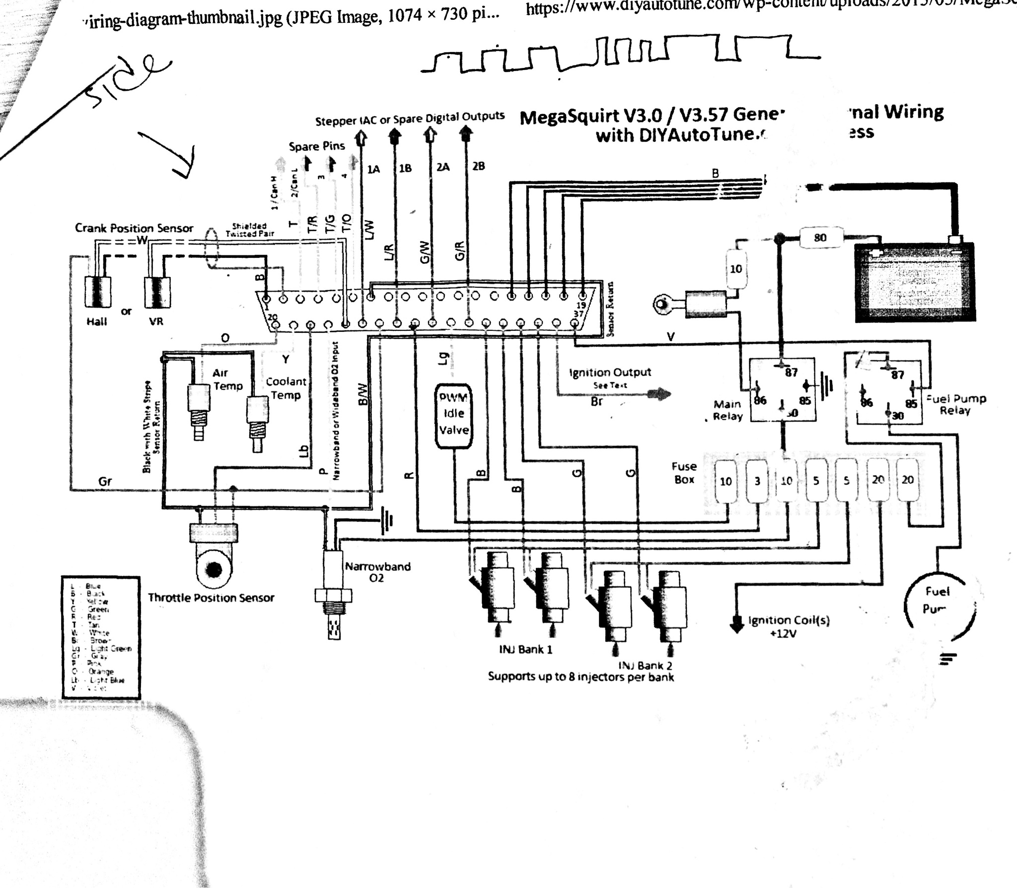 Ms3x Ls Sequential Wiring Diagram