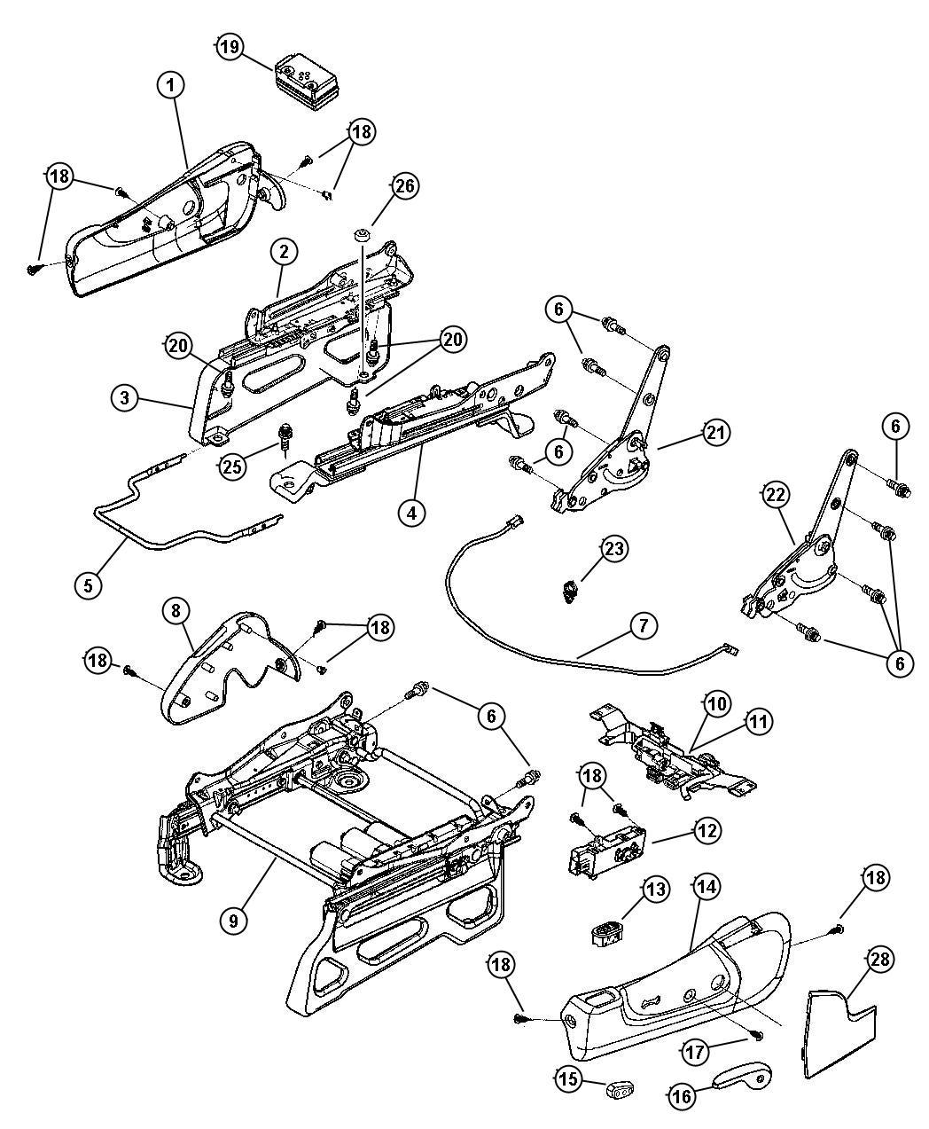 Np231 Parts Diagram