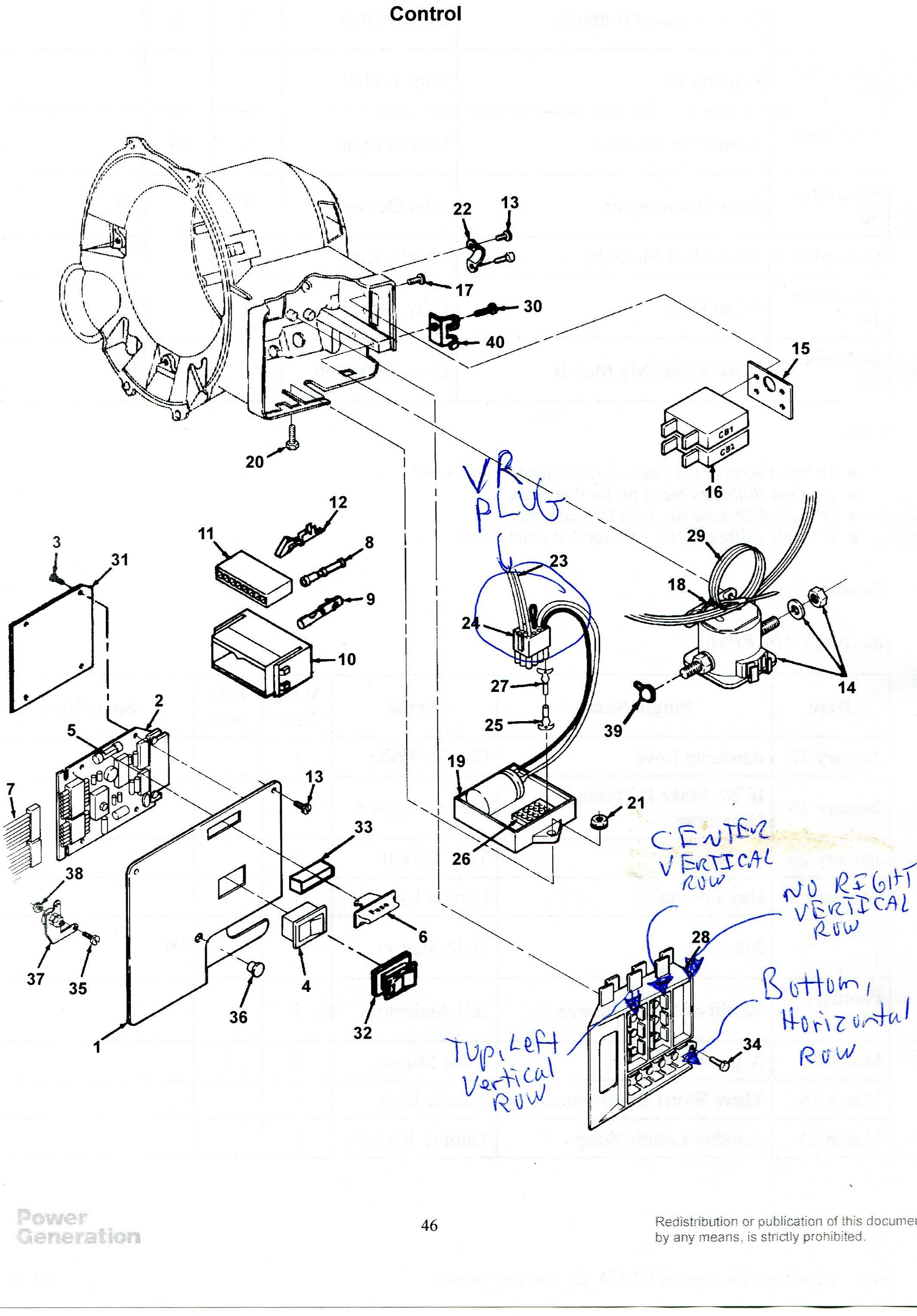 Onan 300c859 Control Wiring Diagram