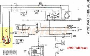 Onan 4500 Commercial Generator Wiring Diagram Site