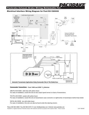 Pacbrake Hp 625 Wiring Diagram Pdf