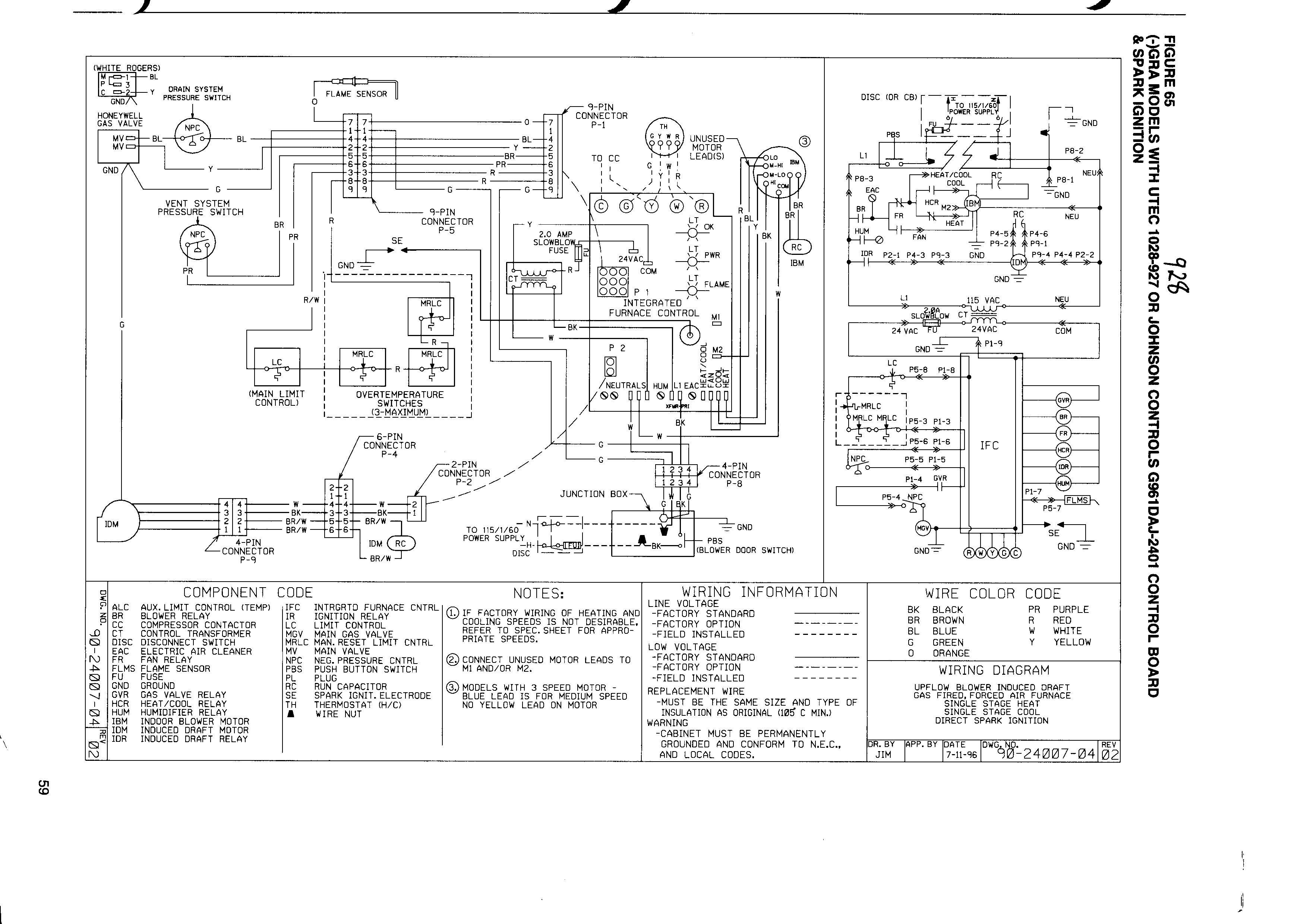 Rheem Ap M Wiring Diagram