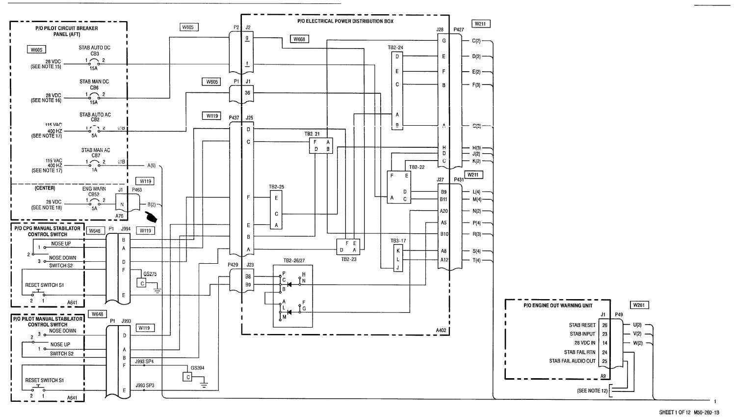 Rockford Fosgate P3 12 Wiring Diagram