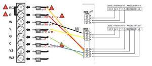 Rth6580wf Wiring Diagram