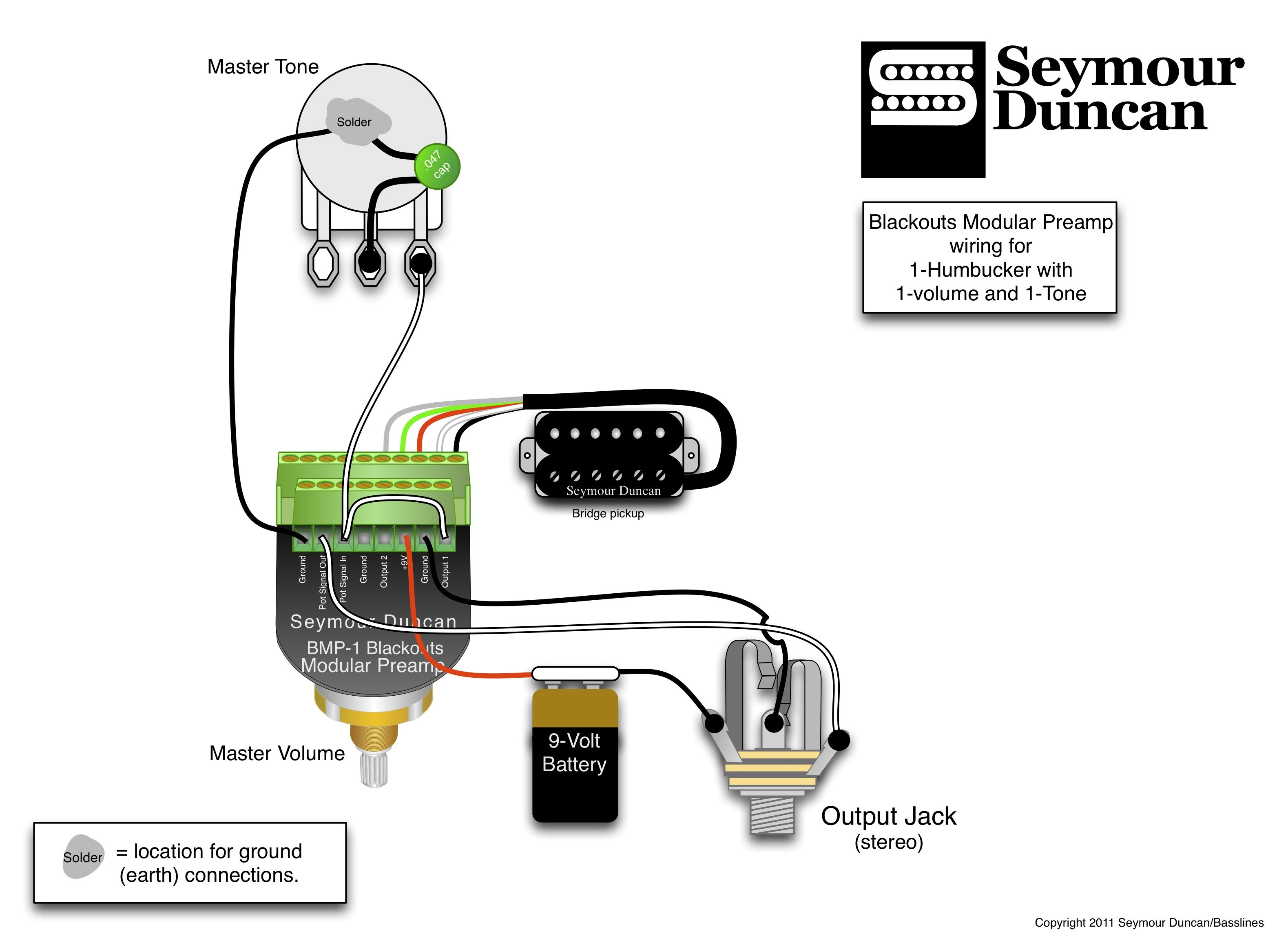 Seymour Duncan Firebird Vii Wiring Diagram