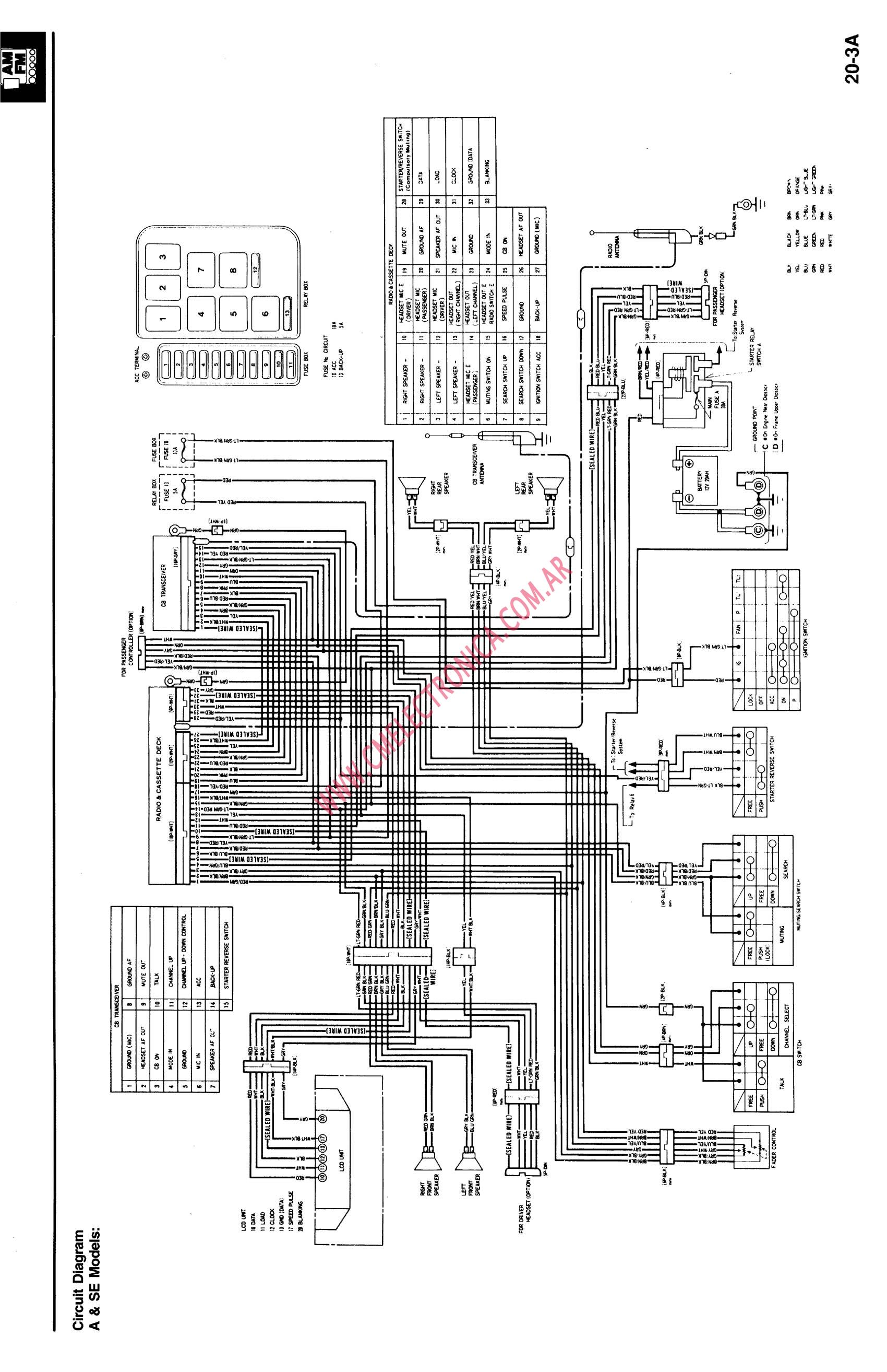 Smart Turn System Wiring Diagram For Honda Valkyrie
