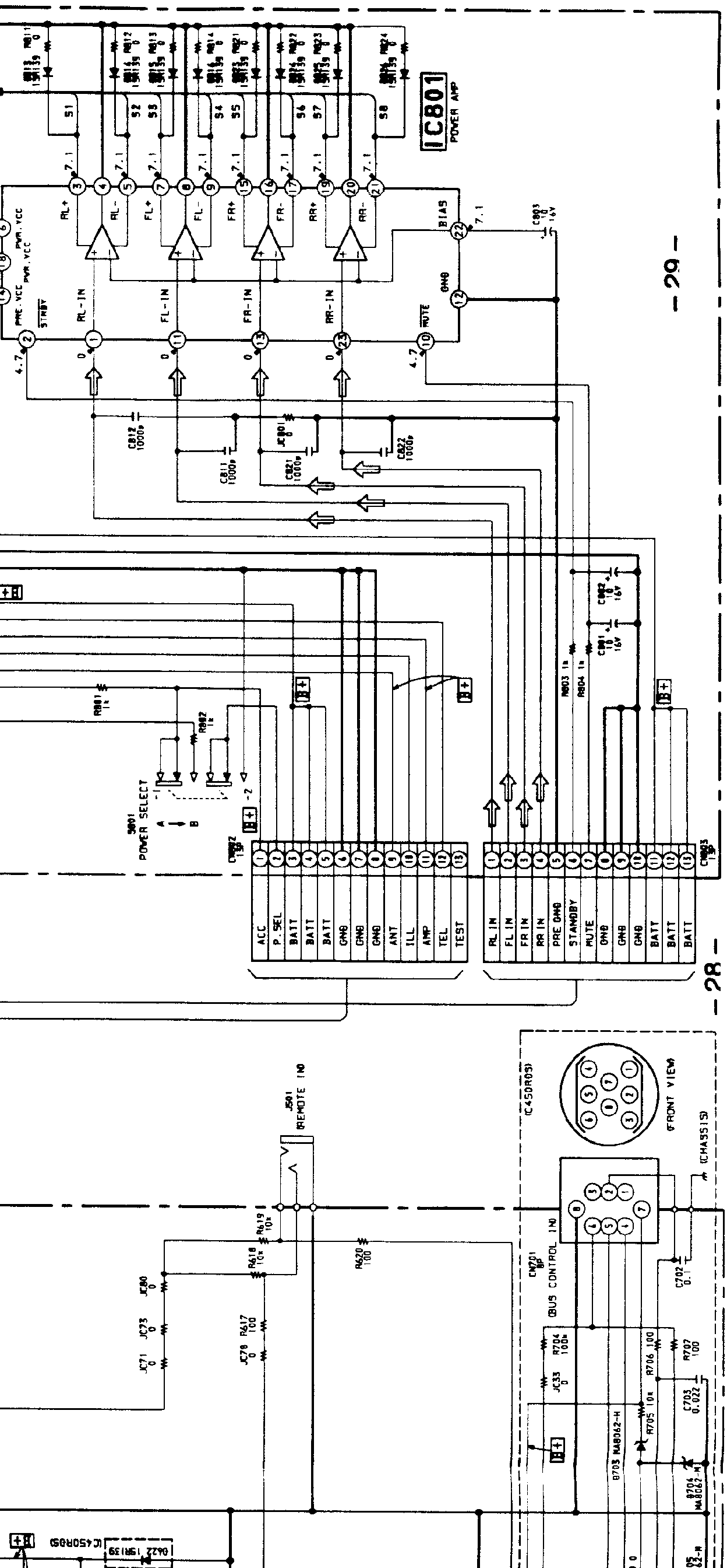 Sony Cdx Gt09 Wiring Diagram