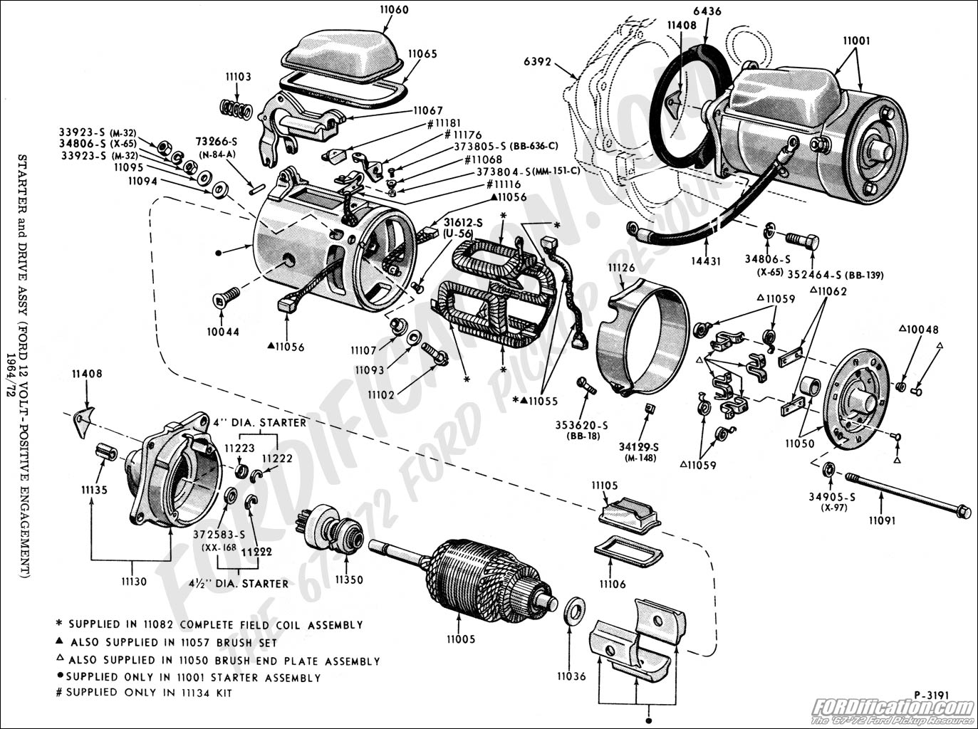 Starter And Solenoid Wiring Diagram On A 400cu