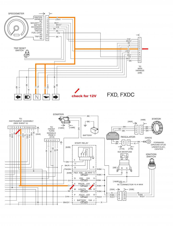 Harley Touring Wiring Diagram