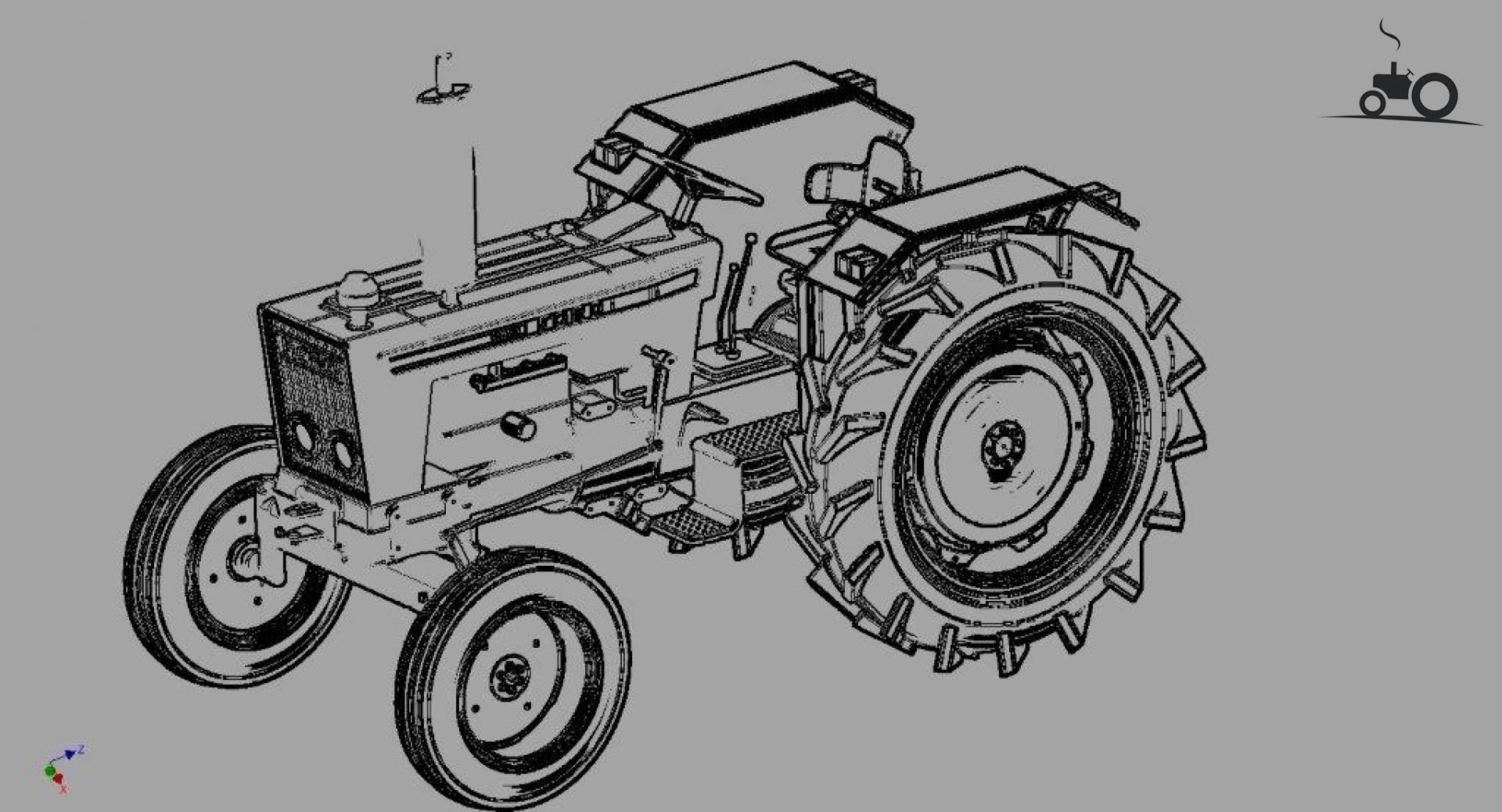 Tractor Voltage Regulator Wiring Diagram Foton Lovol 354
