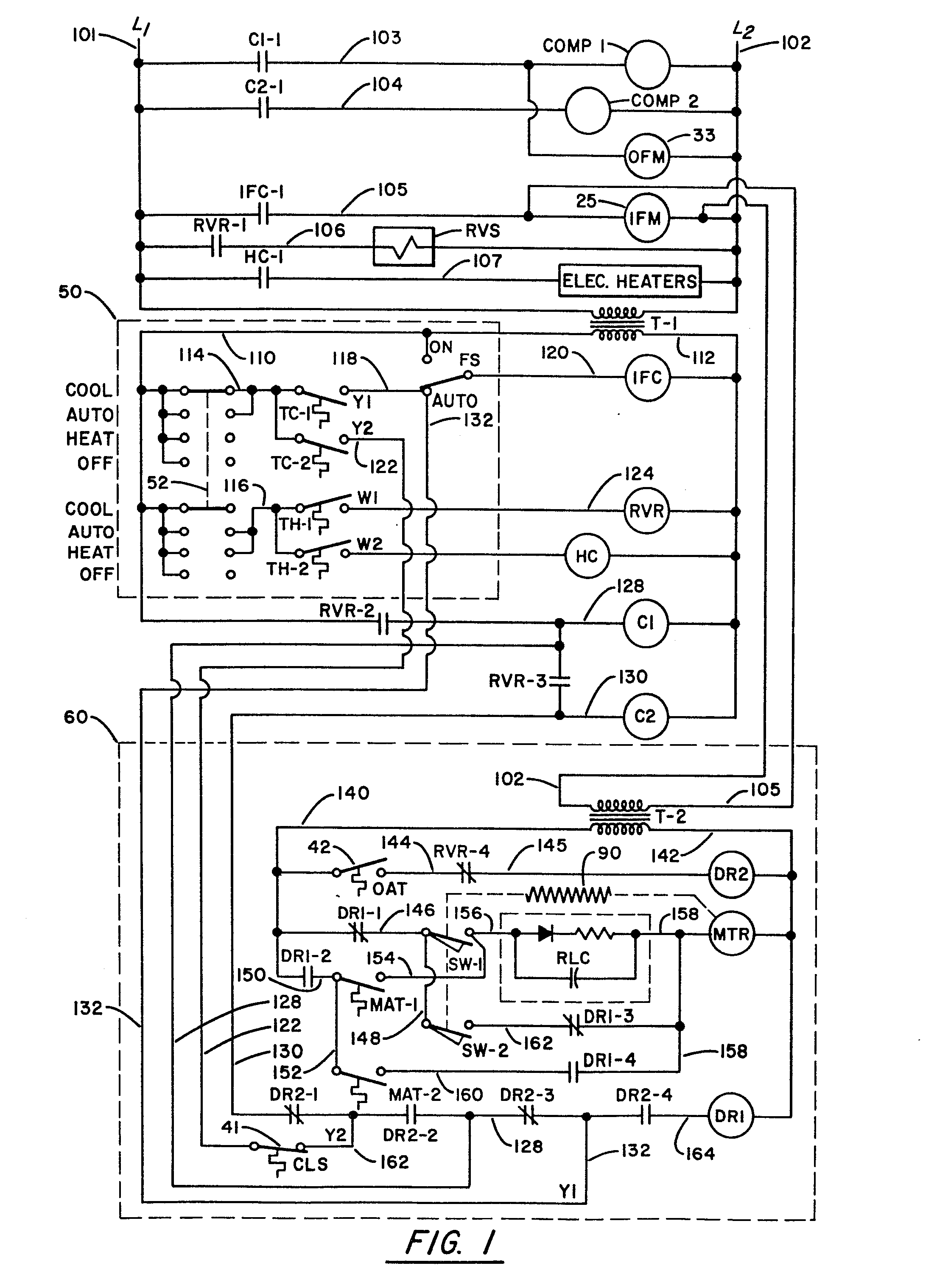 Trane Xr90 Wiring Diagram