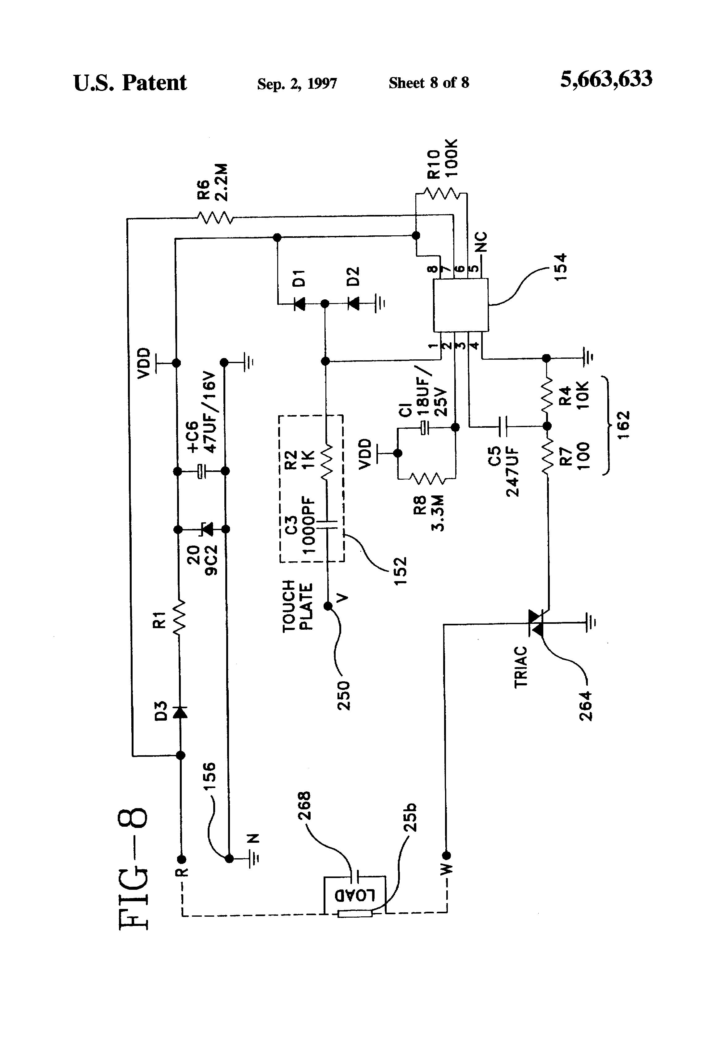 Westek Touch Dimmer Wiring Diagram