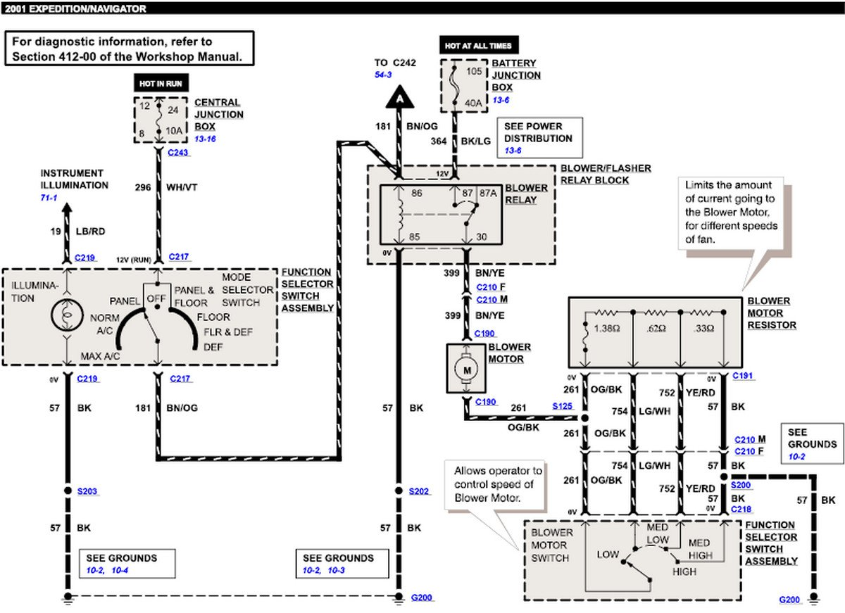 Wiring Diagram Meidinger Blower