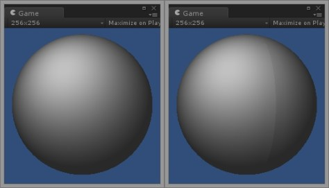 A better method to recalculate normals in Unity - The