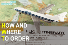 4 Easy Steps to Get Flight Itinerary for Visa Application Purposes